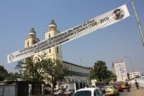 La cathédrale de Douala / Douala's cathedral